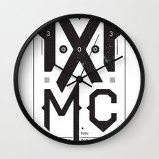 MXMC Wall Clock