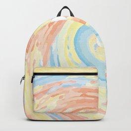Rainbow twister Backpack
