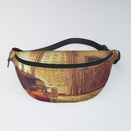 Country Manor Bedroom Fanny Pack