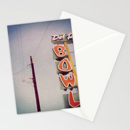 Del Rosa Bowl - San Bernardino, CA Stationery Cards