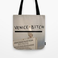 venice bitch - fun for all Tote Bag