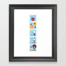 YoYo  Framed Art Print