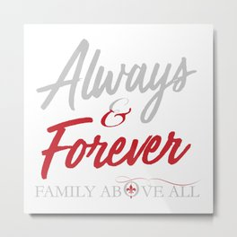 Always and forever-klaus mikaelson Metal Print