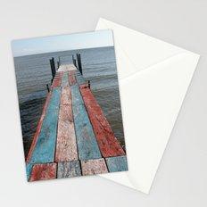 Dock, Ometepe, Nicaragua Stationery Cards