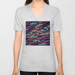 paradigm shift Unisex V-Neck