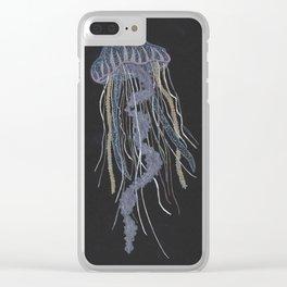 u jelly? Clear iPhone Case
