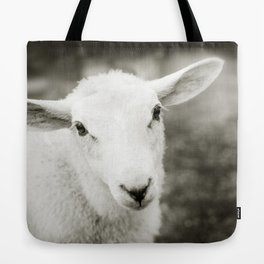 Lamb Sheep Tote Bag