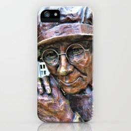 The Famous 5: Louise McKinney iPhone Case
