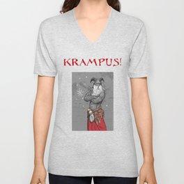 Krampus Unisex V-Neck