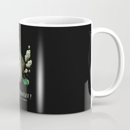 Frogeddaboudit! Coffee Mug
