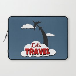 Let's travel Laptop Sleeve