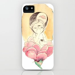 Primavera iPhone Case