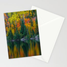 Reflections of Autumn Stationery Cards