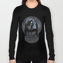 House of Baba Yaga Long Sleeve T-shirt
