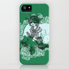 Mori Girl Spring iPhone Case