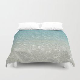 Crystal Clear Duvet Cover