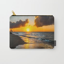 Boracay Sunset Carry-All Pouch