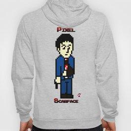 Pixel Scarface Hoody