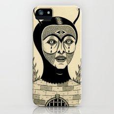 Preternatural Prison iPhone (5, 5s) Slim Case