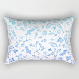 The Great Exploration Rectangular Pillow