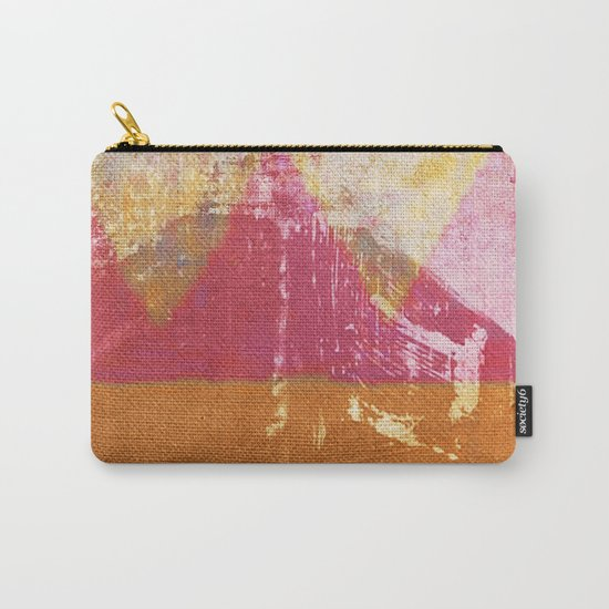 Popocatepetl Carry-All Pouch
