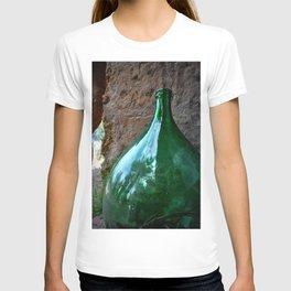 amphora glass T-shirt