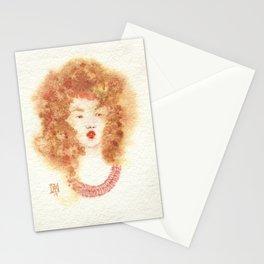 Fille Fondue Stationery Cards