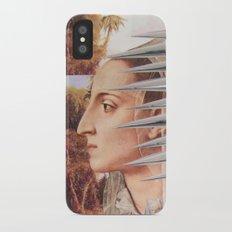 Laura The Iron Maiden iPhone X Slim Case