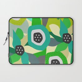 Bright tropical vibe Laptop Sleeve