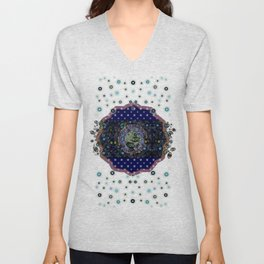 Third Eye Plus Some Unisex V-Neck