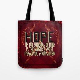 Hope (Scythe) Tote Bag