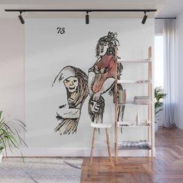 Los Caprichos ~ 78 ~ Be Quick Wall Mural