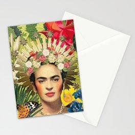 Frida Kahlo XI Stationery Cards