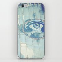 gatsby iPhone & iPod Skins featuring Gatsby by Kayleigh Kirkpatrick