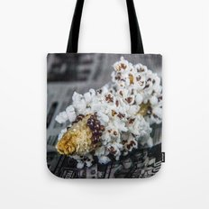 Popped Corn on the Cob Tote Bag