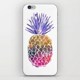 GoodVibes Pineapple iPhone Skin