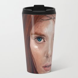 Litany of Four Travel Mug