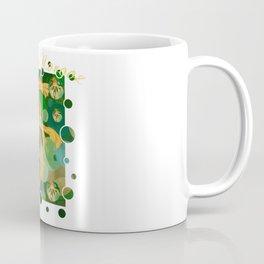 Happy Norooz Persian New Year Goldfish In Green Sea Coffee Mug