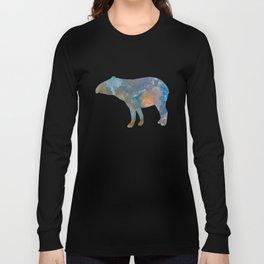 Tapir Long Sleeve T-shirt