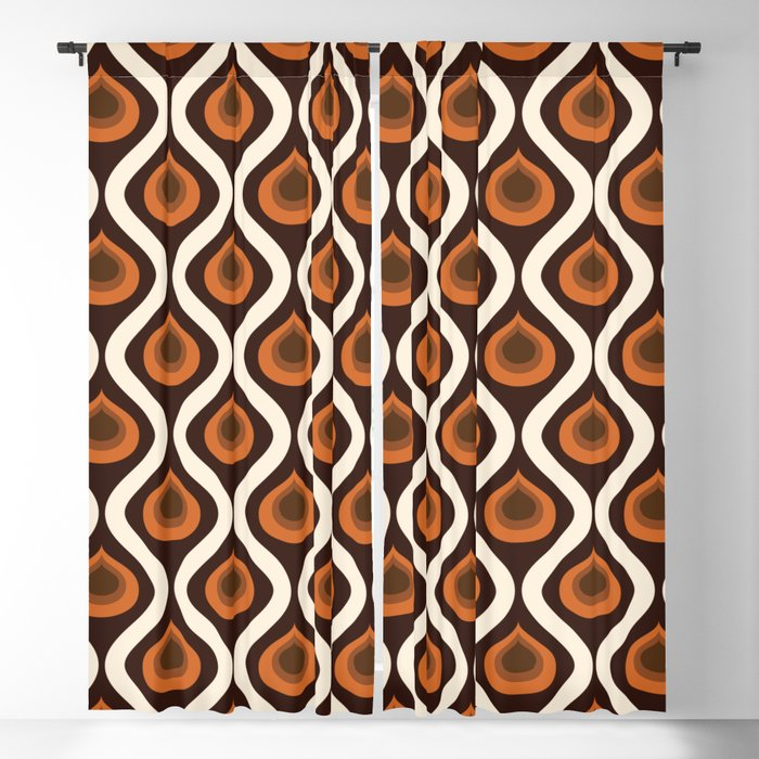 True 70s Blackout Curtain