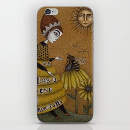 The Conversation iPhone Skin