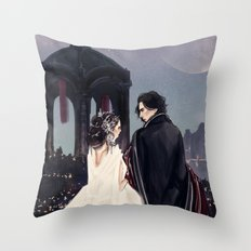 Empire Reylo Throw Pillow