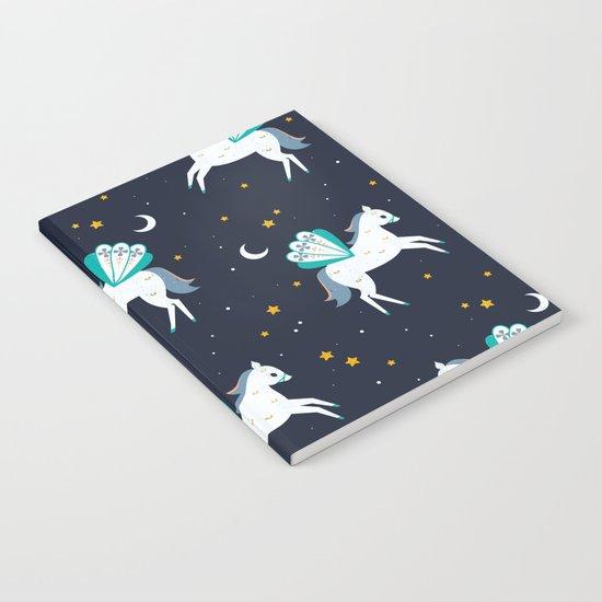 Space Pegasus Notebook