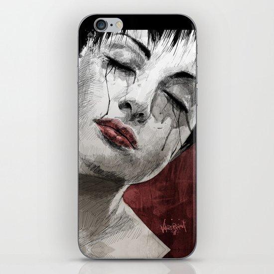 Venom and Tears iPhone & iPod Skin