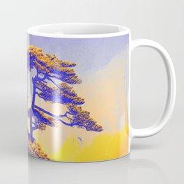 Mountain & tree Coffee Mug