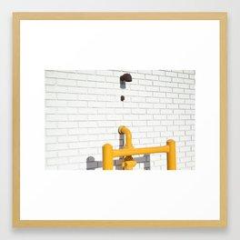 Mellow Out Framed Art Print