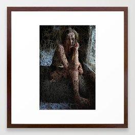Specter Framed Art Print