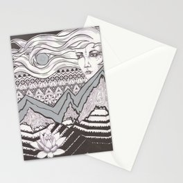 Spirit and wisdom Stationery Cards