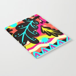 Funky colors Notebook