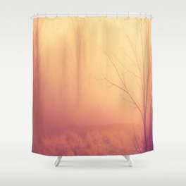 What If We Could Shower Curtain